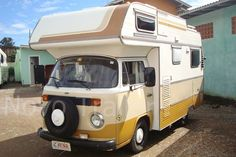Motorhome Volkswagen Kombi Safari (1983/1983)