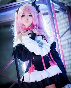 Krul Tepes l Owari no Seraph Character l Maia regram - cosplayworld