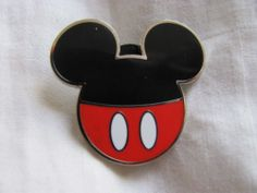 Disney Trading Pin 86544: Mickey Mouse Icon Mystery Pouch - Mickey Mouse