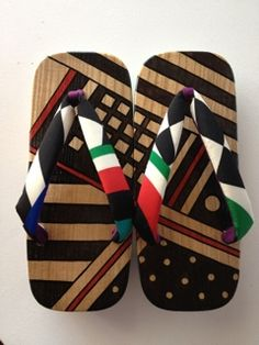 Geta                                                                                                                                                                                 もっと見る Kimono Fashion, Boho Fashion, Mens Fashion, Japanese Outfits, Japanese Fashion, Modern Kimono, Cheap Vinyl, Japanese Modern, Nihon