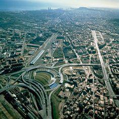 Batlle i Roig | Landscape Barcelona. Nus de la Trinitat. Photography: www.andresflajszer.com