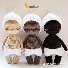 Mesmerizing Crochet an Amigurumi Rabbit Ideas. Lovely Crochet an Amigurumi Rabbit Ideas. Crochet Amigurumi, Amigurumi Patterns, Crochet Dolls, Doll Patterns, Crochet Patterns, Crochet Baby Toys, Crochet Doll Pattern, Crochet Ideas, Knitting Patterns