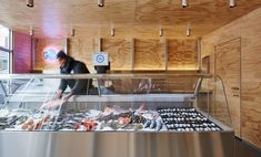 Ocean Made Seafood - Shareen Joel Design | Interior Design, Interior Architecture & Industrial Design Melbourne