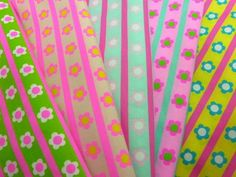 Soldout Pinks Original Fabric 53 - 手芸 通販 アンティーク ファブリック ピンクス