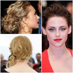 Idee acconciature capelli ricci estate - Summer curl hair style