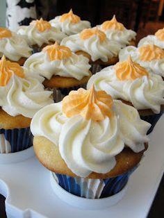 CoCo Mi's: White Chocolate Cupcakes