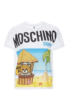 Moschino Crew Neck Shirt