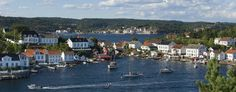 Norway.....to visit relatives I have never met