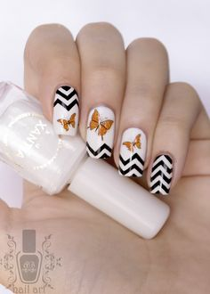 MINIMALIST Butterflies