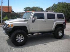 2008 Hummer H3, 89,595 miles, $24,800.