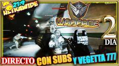 WARFACE #2 CON SUBS Y VEGETTA 777 samples Gameplay Español 21:9