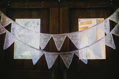 Lace bunting for hire Burlap Bunting, Tapestry, Storyboard, Wedding, Home Decor, Hanging Tapestry, Valentines Day Weddings, Mariage, Weddings