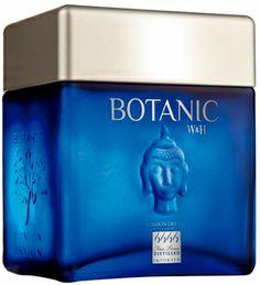 Gin  BOTANIC  ' Ultra  Premium ' 700 ml.