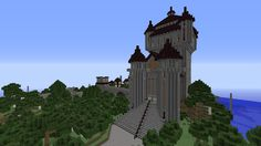 THE WORLD OF RAAR: -SPOTLIGHT- Macwood Castle Minecraft World of RAAR Blog - Minecraft building ideas and structures