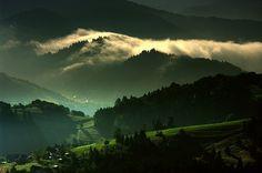Beskid Sądecki - Dolina Popradu, Poland... #Beskidy #DolinaPopradu #Poland .. Visit us on Facebook:  https://www.facebook.com/groups/imagesfromallovertheworld