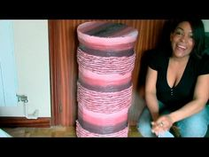 CESTA PARA LA ROPA SUCIA 2 - LAUNDRY BASKET 2 - YouTube