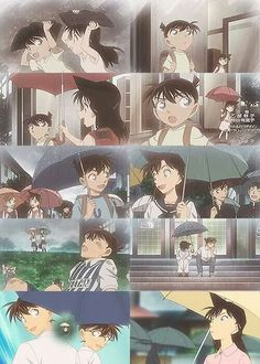 Shinichi and Ran (Detective Conan)