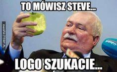 Wałęsa do Steva Jobsa