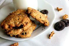 Chrumkavý čokoládový cookie
