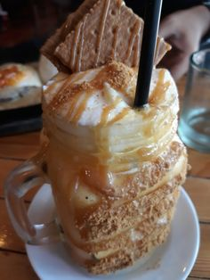 Mango Float Milkshake