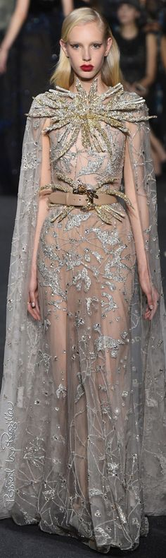 Elie Saab, Couture Fall/Winter 2016/17