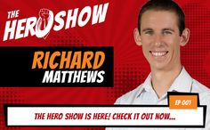 The HERO Show is here! Listen to the first episode now to learn how you can unlock the secrets to success and influence.   We've already got two interviews up with 7-Figure Earning HEROpreneurs that will knock your socks off!  I'm looking to get some feedback on the show too... so please leave me a review and let me know what you think of the show.   Thanks and enjoy!  PS - if you know any HEROpreneurs that would be good for the show... nominate them on our website.