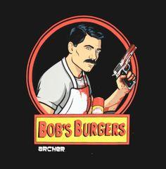 Archer, Bob's Burgers