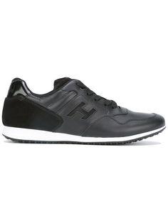 HOGAN side logo trainers. #hogan #shoes #sneakers