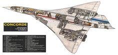 Cutaways, Cortes Esquemáticos de Aviones | Página 143 | Zona Militar Concorde