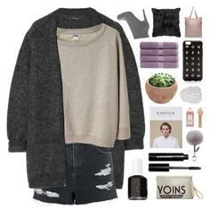 """this air is blessed ✧ yoins 27"" by dont-go-to-sleep ❤ liked on Polyvore featuring Isabel Marant, Topshop, Acne Studios, Essie, J.Crew, Bobbi Brown Cosmetics, Helen Moore, Williams-Sonoma, HAY and Zara Home"