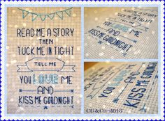 Loved making this stitched picture for a work friend's grandson...  <3
