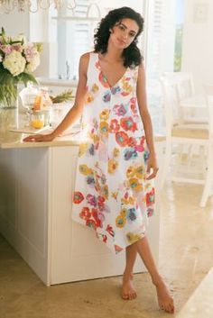 Serenity Bay Gown from Soft Surroundings