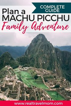 Do you want to take a family vacation to Peru with kids? I'm sharing all the info on our epic family adventure vacation to Peru with our young son! Find out where to stay, what your kids will love to do, and how to get around safely! Family Vacation Destinations, Travel Destinations, Vacation Ideas, Dream Vacations, Travel With Kids, Family Travel, Family Trips, Family Adventure, Adventure Travel