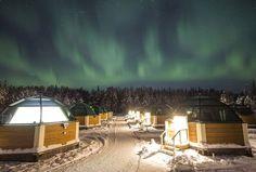 Arctic SnowHotel & Glass Igloos