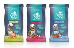 Cat food: your daily #packaging smile : ) PD