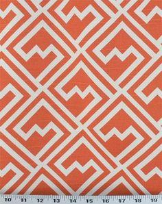$9 :: Shakes Tangelo / Slub (chair cover)