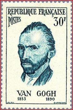 Postzegel Frankrijk [1956]