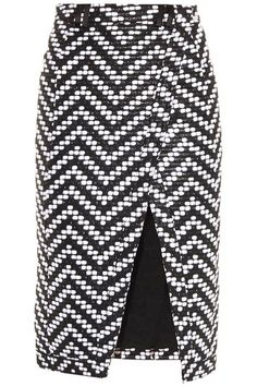 17 seriously chic slit skirts to show off your legs this season.