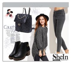 """SheIn 9/8"" by melissa995 ❤ liked on Polyvore featuring Smashbox"