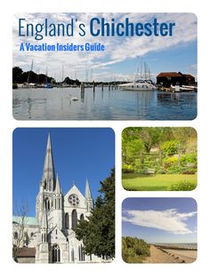 A Vacation Insiders Travel Guide to Chichester, UK Written by a local! Great Places, Places To Visit, Big Garden, Weekend Breaks, Travel Guides, Countryside, Cool Pictures, Surfing, National Parks