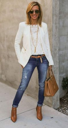 Office Approved blazer outfits for women