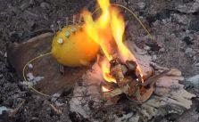 YouTube: Increíble, ¿fuego con un limón?