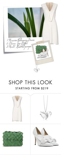 """""""Origami"""" by what-happens-at-9 ❤ liked on Polyvore featuring Post-It, Narciso Rodriguez, Polaroid, Origami Jewellery, Clemsa and N°21"""