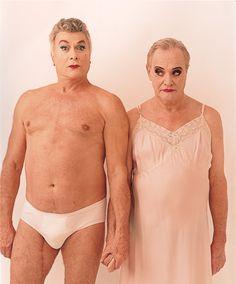 Tony Curtis and Jack Lemmon by Annie Leibovitz | Condé Nast