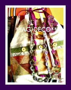 AG DÉCO ** HAPPY CHIC COLLECTION!!