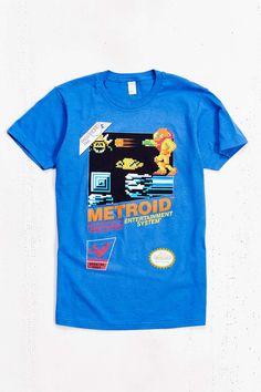 Nintendo Metroid Tee