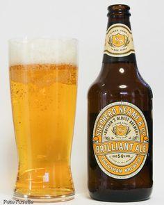 Shepherd Neame Co.- Brilliant ale 5,6% pullo