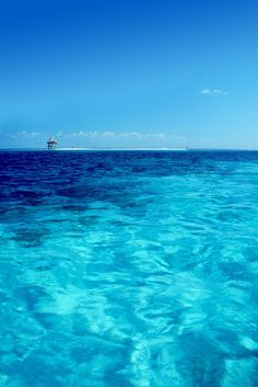 Glovers Atoll was named after two pirate brothers in the 1750s. Today, it is a World Heritage Site and marine reserve.