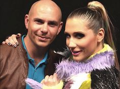 Pitbull  with Kesha