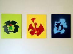 pokemon silhouette - Google Search